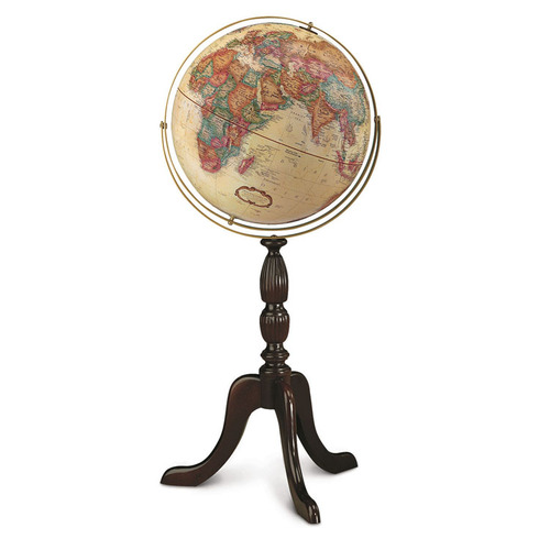 "Cambridge 16"" Floor Globe"