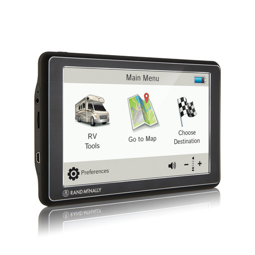 Touch Pen ORIGINAL Rand McNally  GPS 710 TRUCK Windshield Suction Mount