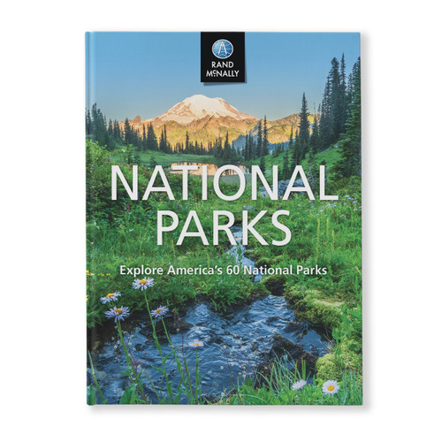 Rand McNally National Parks Book