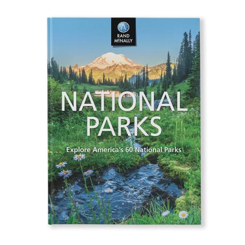 Rand McNally National Parks Book
