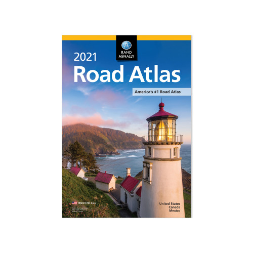 2021 Road Atlas