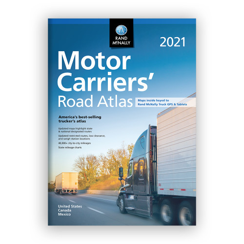 2021 Motor Carriers' Road Atlas