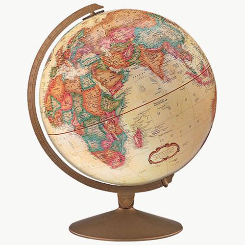 """Franklin 12"""" Desk Globe"""