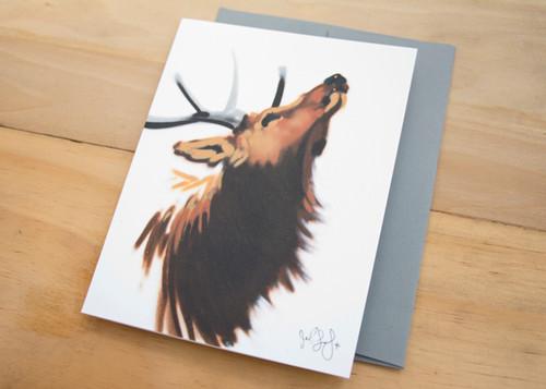 Elk by MrFancyfancy