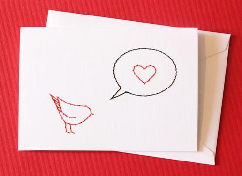 Tweet of Love