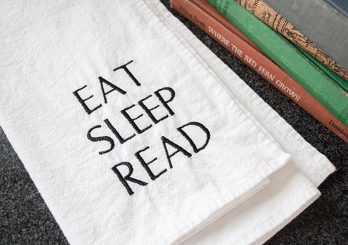 Book Lovers Towel
