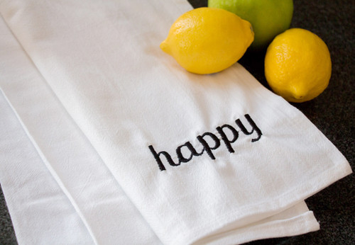 Happy Towel