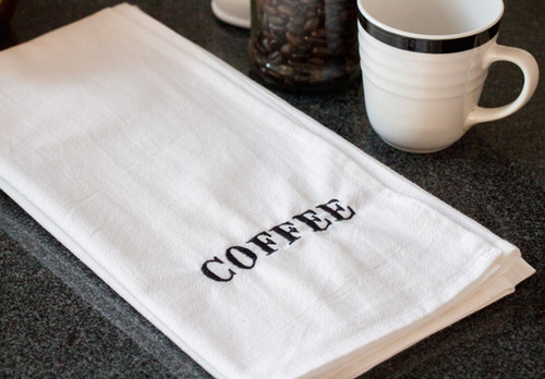 Coffee Lovers Towel