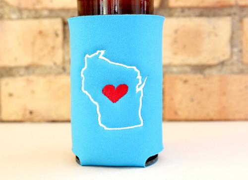 Wisconsin Drink Sleeve