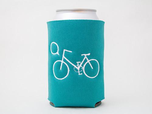Bike Drink Sleeve (teal)