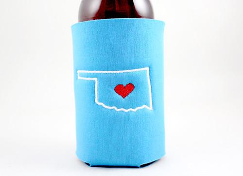 Oklahoma Drink Sleeve