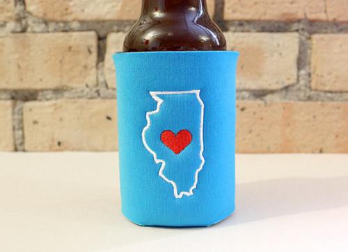 Illinois Drink Sleeve