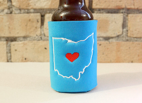 Ohio Drink Sleeve