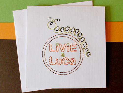 Company Logo Cards