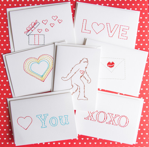 Love Set of 7