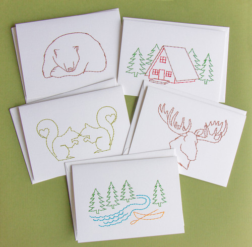 Great Outdoors Set of 5