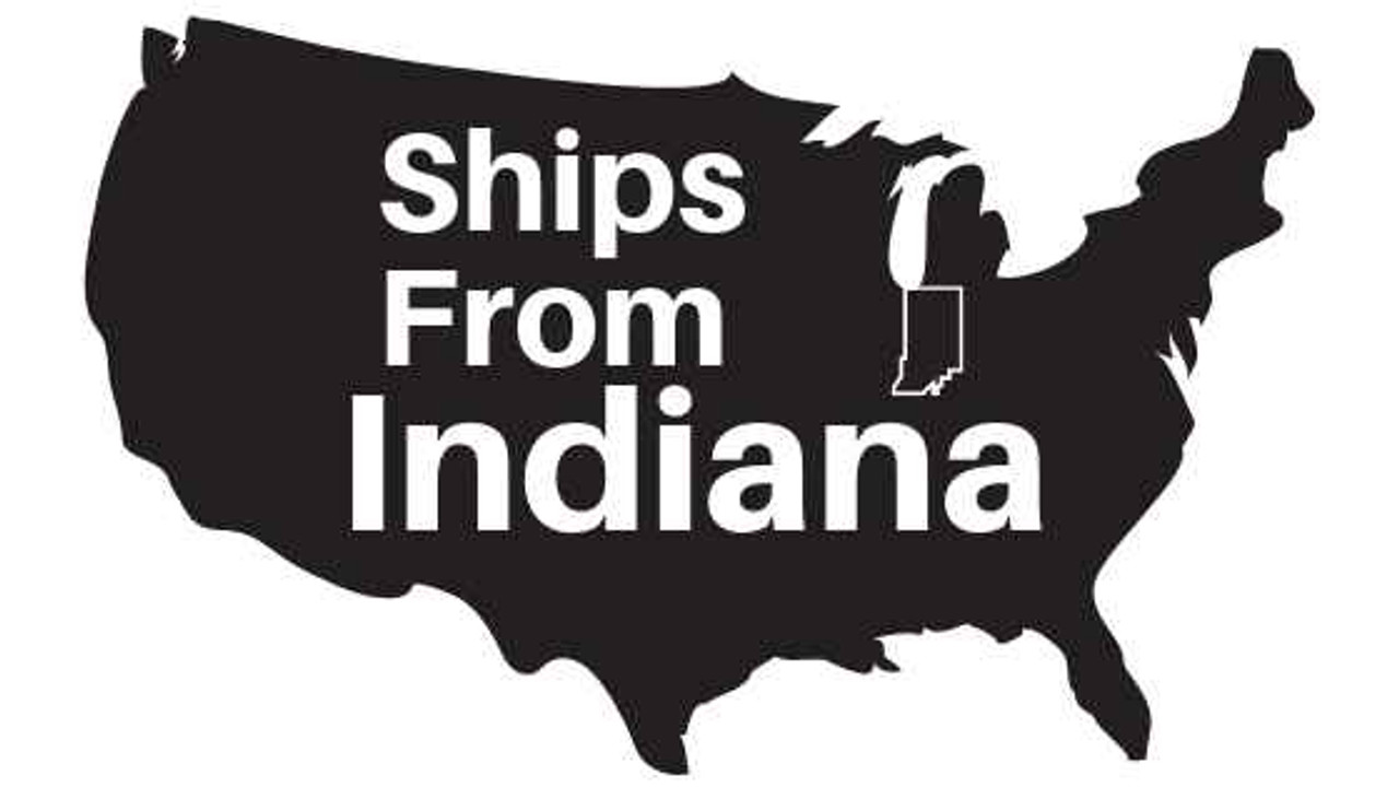 Ships From Indiana