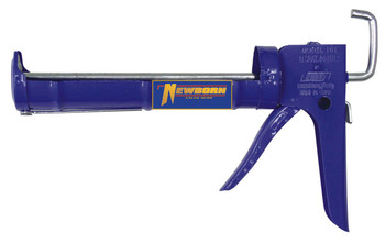 Blue Caulk Gun