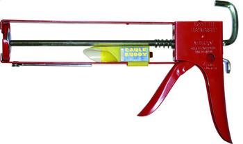 Orange Heavy Duty Caulk Gun