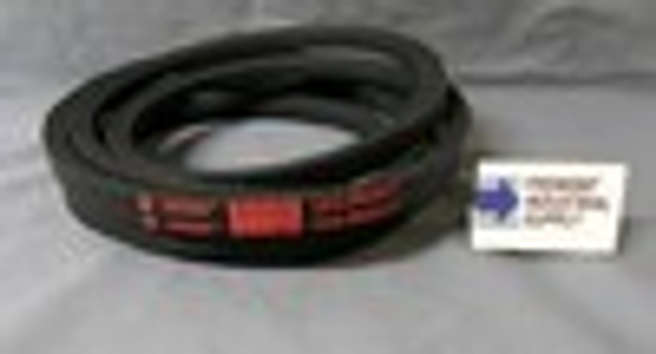 """A106 4L1080 V-Belt 1/2"""" wide x 108"""" outside length"""
