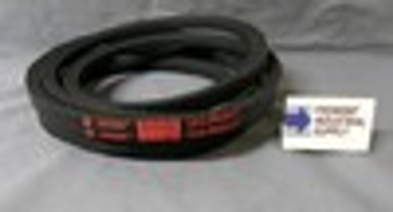 "A108 V-Belt 1/2"" wide x 110"" outside length"