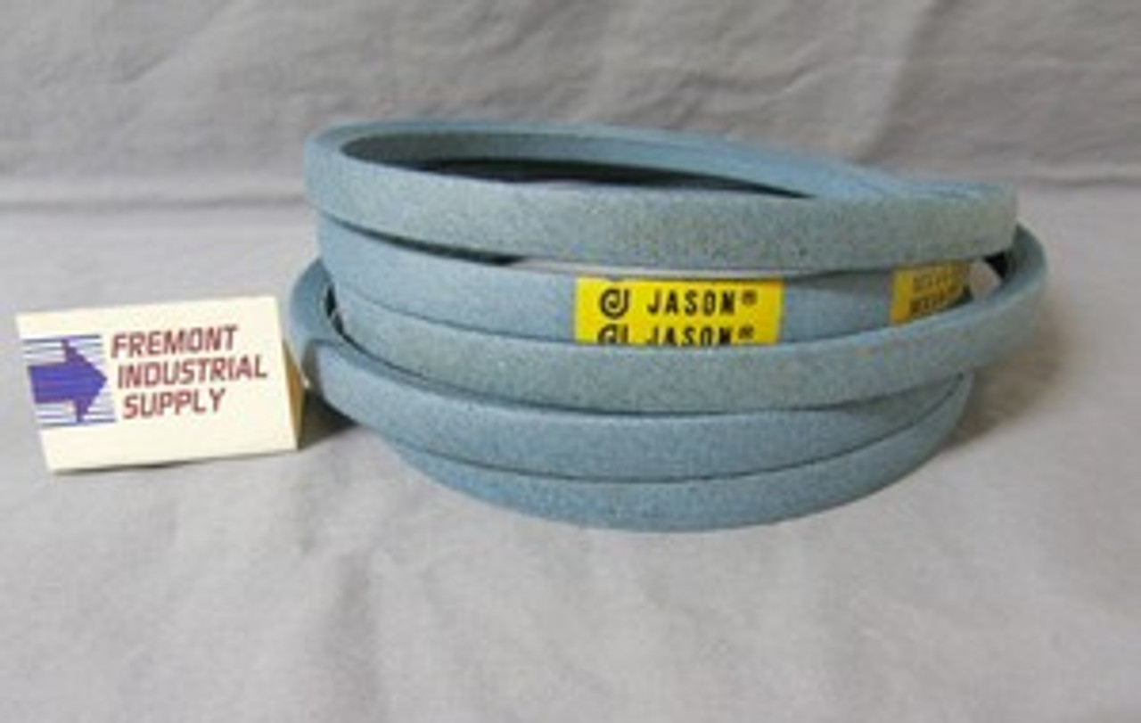 "A104K 4L1060K Kevlar V-Belt 1/2"" wide x 106"" outside length  Jason Industrial - Belts and belting products"