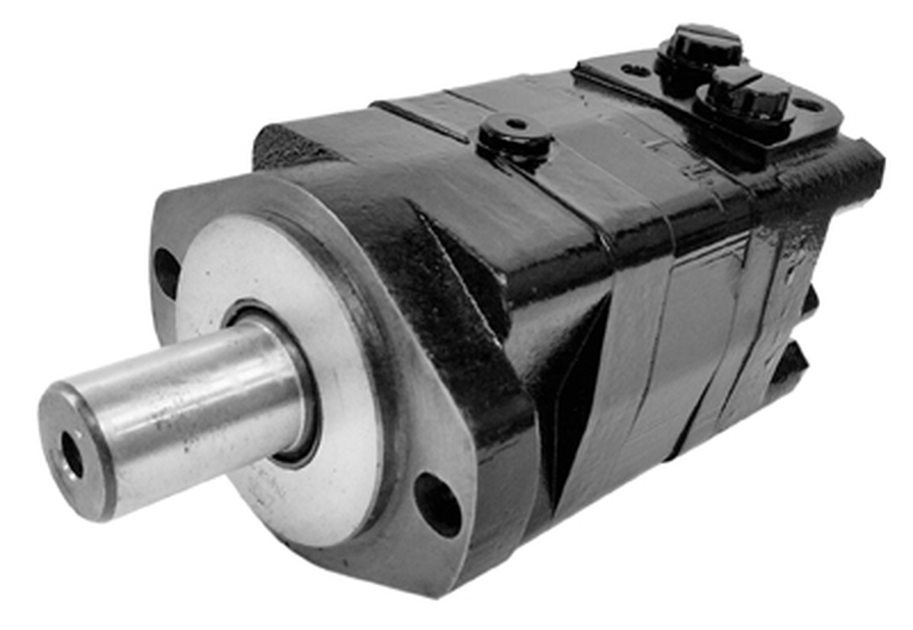 TF0130AS080AAAC Parker interchange hydraulic motor  Dynamic Fluid Components