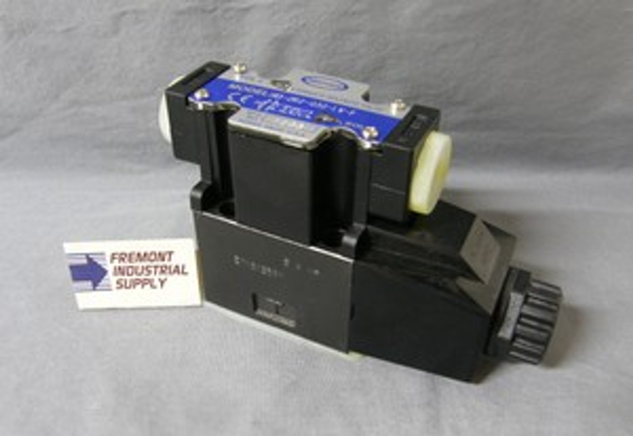 KSO-G02-2AL-30-EN Daikin Interchange Hydraulic Solenoid Valve