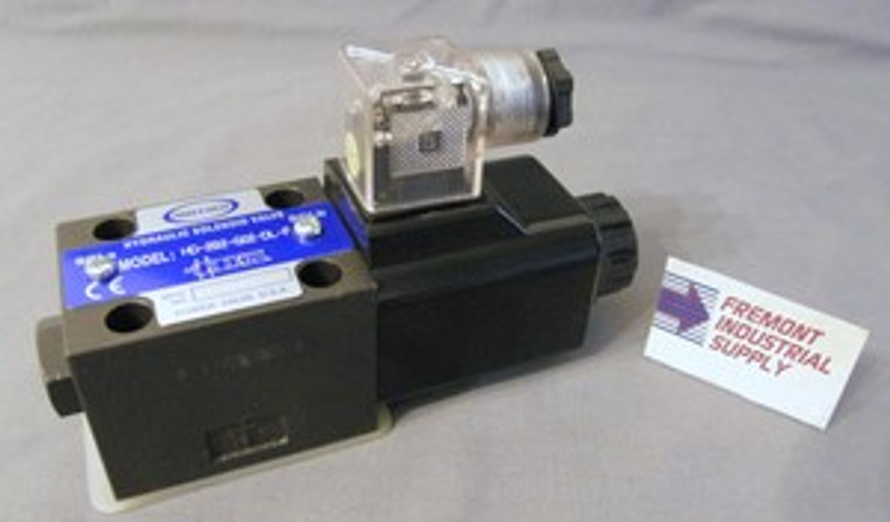 R900561276 4WE6Y6X/EG24N9K4 Bosch Rexroth Interchange Hydraulic Solenoid Valve
