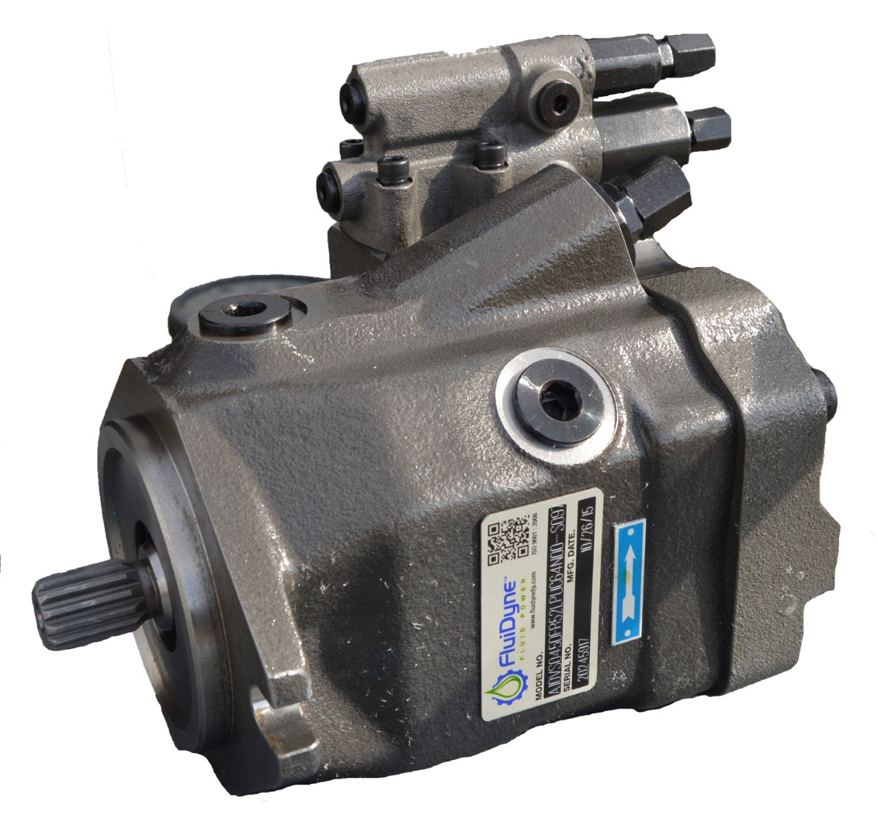 A10VS0140DFR131RVPB12N00 R910945253 Hydraulic Piston Pump