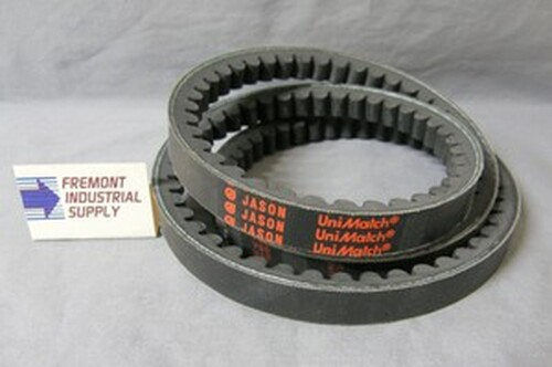 """5VX630 5/8"""" wide x 63"""" outside length v belt  Jason Industrial - Belts and belting products"""