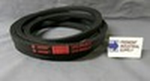 "A114 4L1160 V-Belt 1/2"" wide x 116"" outside length"