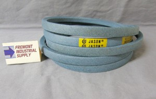 "A114K 4L1160K Kevlar V-Belt 1/2"" wide x 116"" outside length  Jason Industrial - Belts and belting products"