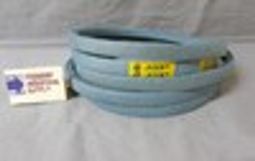 "A114K 4L1160K MXV4-1160 Kevlar V-Belt 1/2"" wide x 116"" outside length"