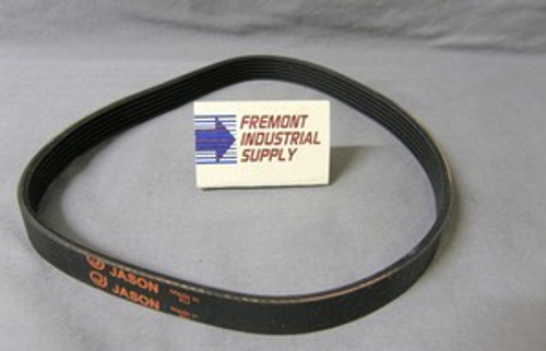 """Grizzly G1017 12"""" portable planer drive belt  Jason Industrial - Belts and belting products"""