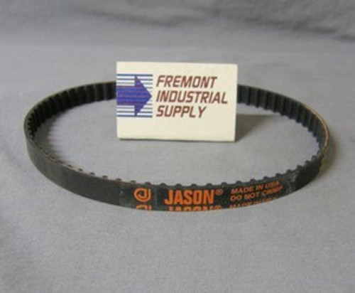 """220XL037 timing belt 22"""" x 3/8"""" wide  Jason Industrial - Belts and belting products"""