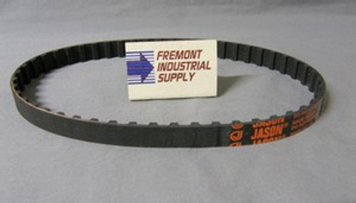 """202L050 timing belt 20.2"""" outside length x 1/2"""" wide  Jason Industrial - Belts and belting products"""
