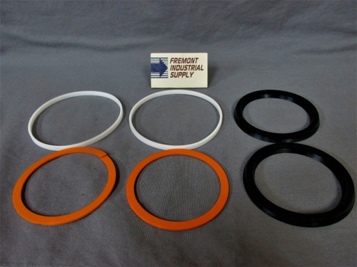 "SKA5-512-08V Hydro-Line A5 cylinder piston viton seal kit for 4"" diameter bore Hercules Sealing Products"