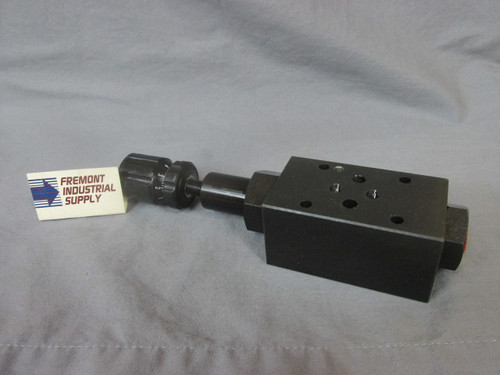 (Qty of 1) D03 Modular hydraulic counterbalance valve 500-2000 PSI adjustment range  Power Valve USA