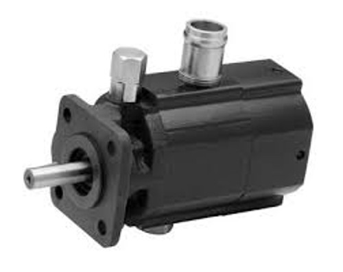 1300486 Barnes Haldex interchange Hi/Lo 2 stage hydraulic gear pump 13 GPM @ 3600 RPM  Dynamic Fluid Components