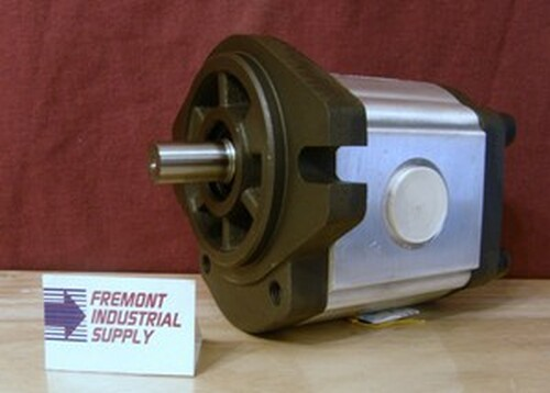 Honor Pumps 2MM1U09 Hydraulic gear motor .58 cubic inch displacement Bi-directional  Honor Pumps USA