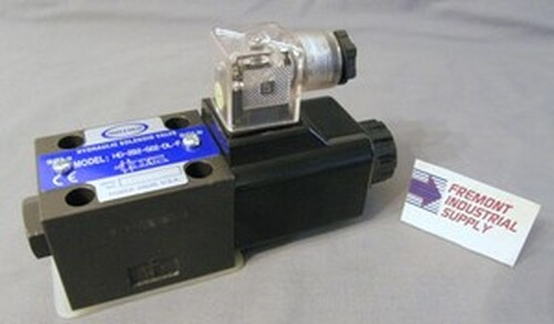 (Qty of 1) DSG-03-2B2-D24-N1-7090 Yuken interchange D05 hydraulic solenoid valve 4 way 2 position single coil 24 VOLT DC  Power Valve USA
