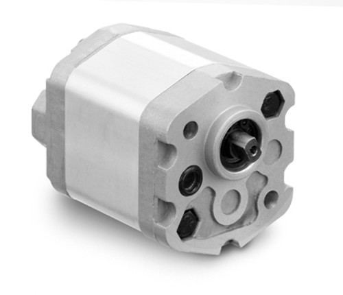 1KH1N16R Honor Pumps USA Hydraulic gear pump .10 cubic inch displacement 0.73 GPM @ 1750 RPM 3600 PSI  Honor Pumps USA