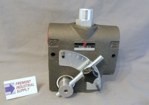 Brand Hydraulics FCR51 flow control valve.