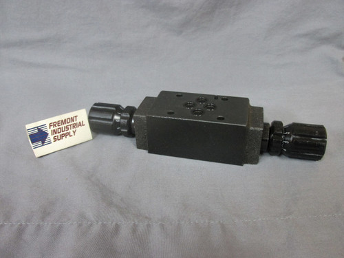 (Qty of 1) Continental F03MSV-NDC-AC-D or F03MSV-NDC-GC-D interchange hydraulic  flow control valve  Power Valve USA