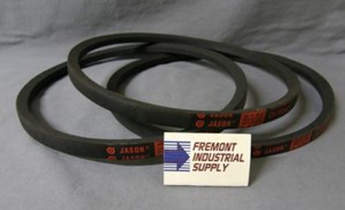 Delta 5140043-25 Unisaw drive belt set   Jason Industrial - Belts and belting products