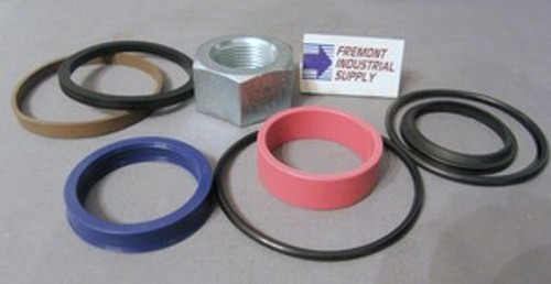 G109424 JI Case hydraulic cylinder seal kit 480D Backhoe Bucket Cylinder  Hercules Sealing Products