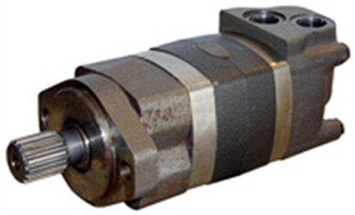 Parker TF0100AA010AAAB interchange Hydraulic motor LSHT 6.15 cubic inch displacement   Dynamic Fluid Components