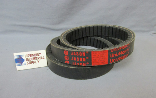49-163 Delta Rockwell variable speed drive belt  Jason Industrial - Belts and belting products