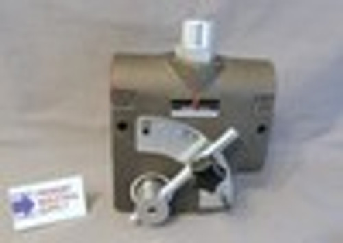 "Log Splitter Pressure compensated hydraulic flow control valve 3/4"" NPT"